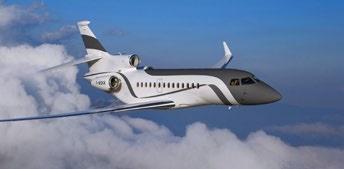 Dassault Falcon 7X -