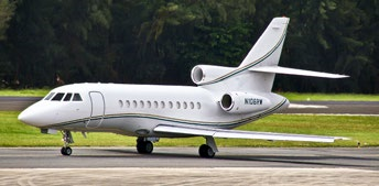 Dassault Falcon 900EX -