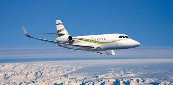 Dassault Falcon 2000S -