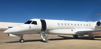 Embraer Legacy 650 -