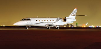 Gulfstream G200 -