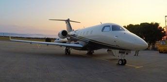 Embraer Legacy 450 -