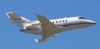 Hawker 850/900XP -