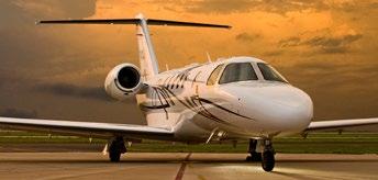 Cessna Citation CJ4 -
