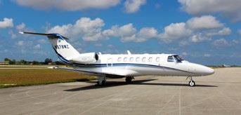 Cessna Citation CJ3 -
