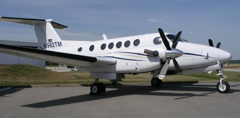 Beechcraft King Air 200 -