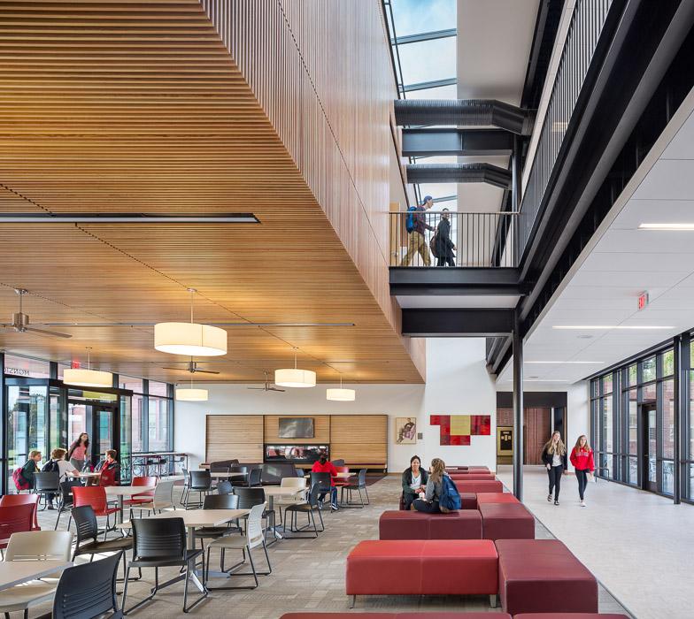 Central Catholic High School / Bora Architects