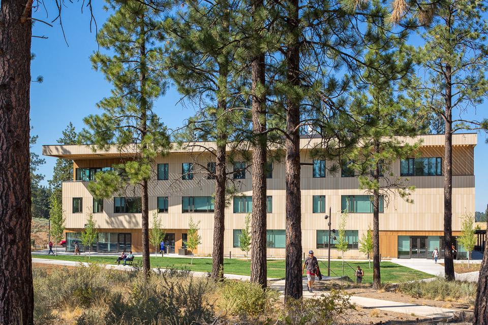 Oregon State University - Cascades Campus / Bora Architects