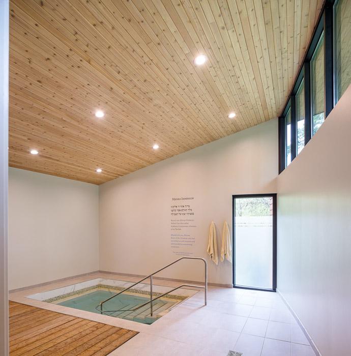 Mikveh / Carleton Hart Architects