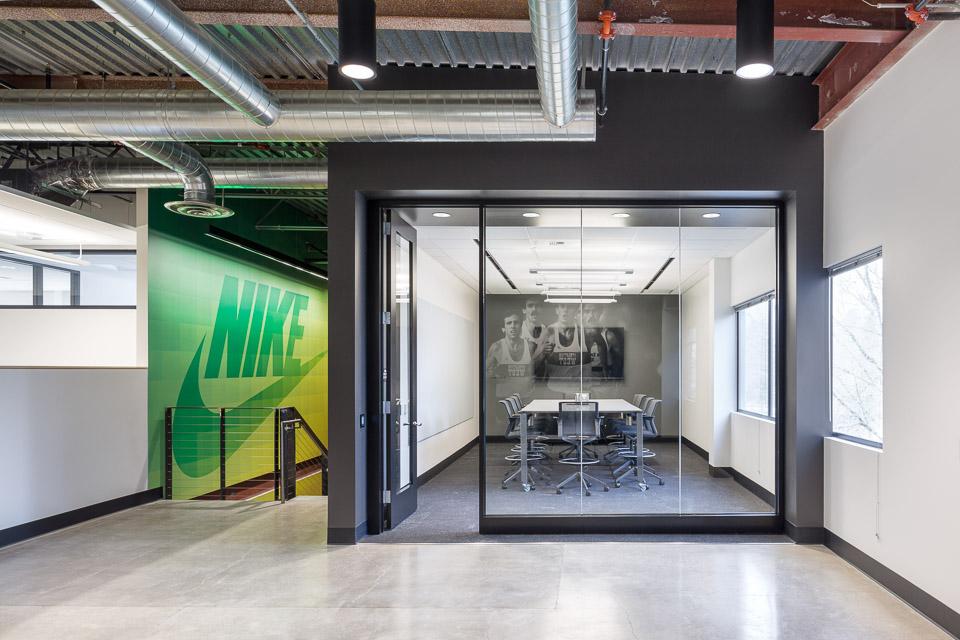 Nike Fuel / Hennebery Eddy Architects