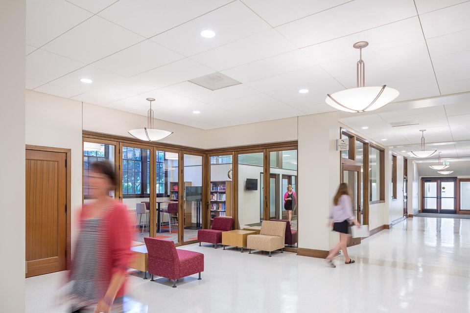 Linfield College - Melrose + Walker / Hennebery Eddy Architects