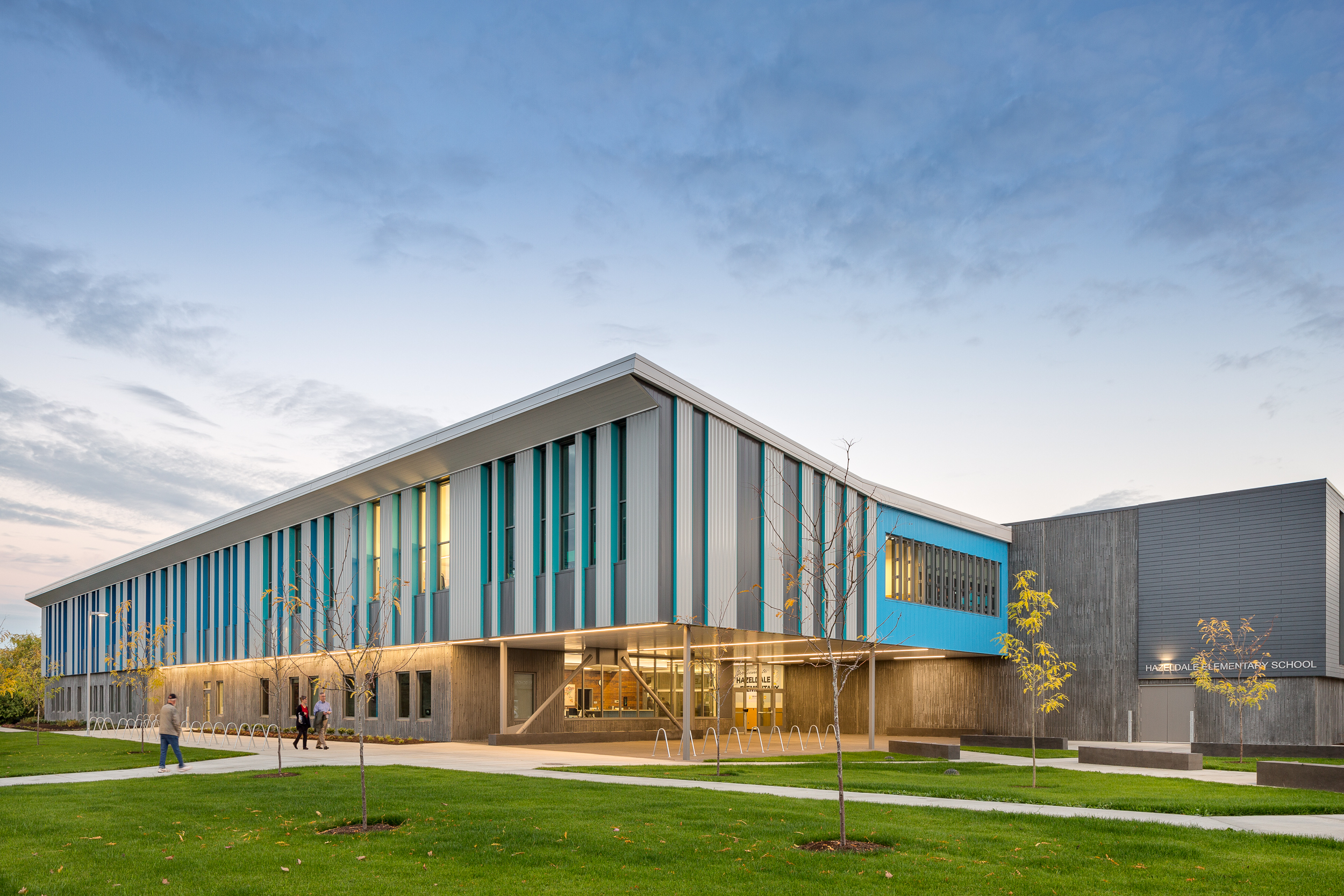 Hazeldale Elementary School / DLR Group