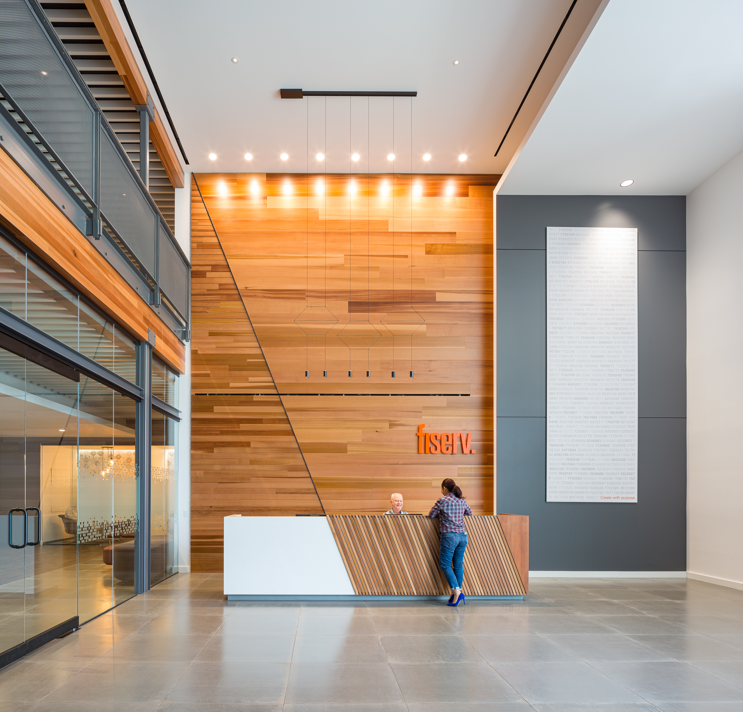 Fiserv - Beaverton, OR / TVS Design