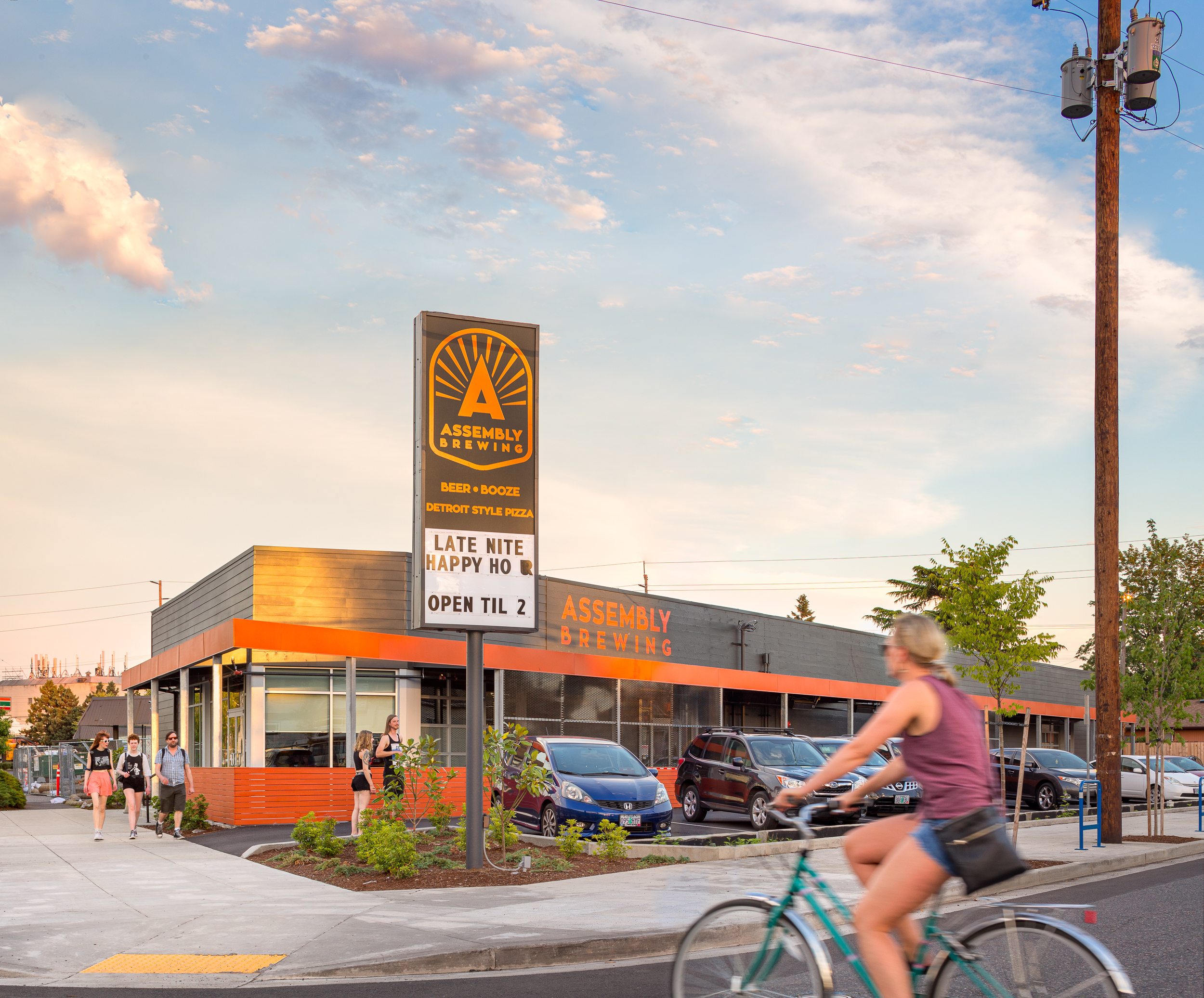Assembly Brewing / Steelhead Architecture