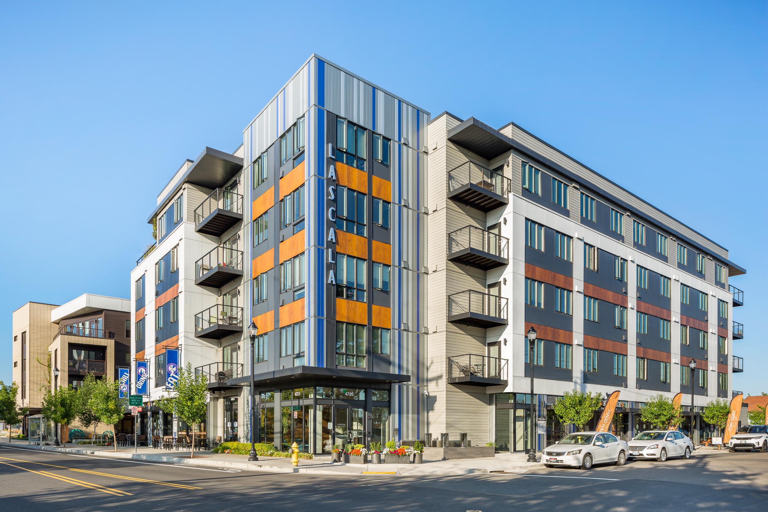 LaScala / Carleton Hart Architecture