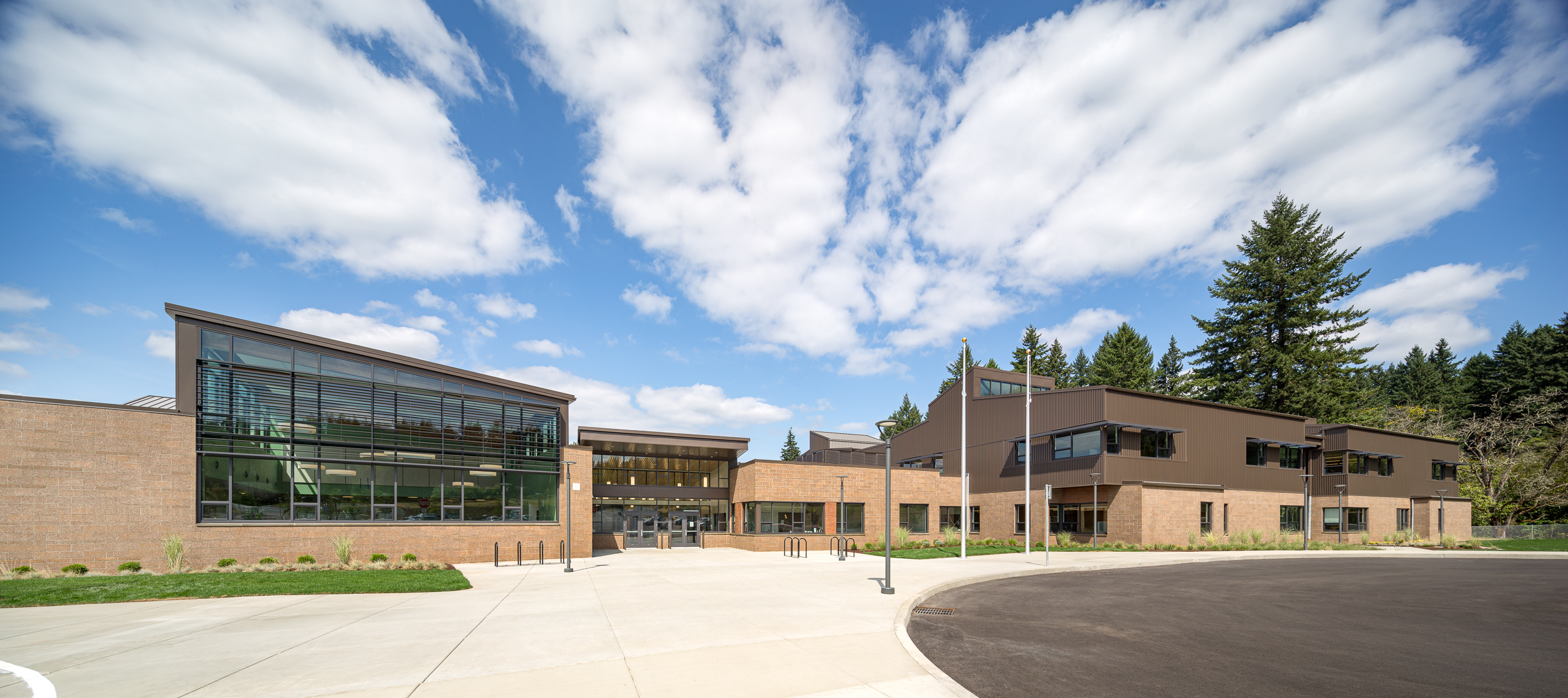 Beatrice Morrow Cannady Elementary School / BRIC Architecture