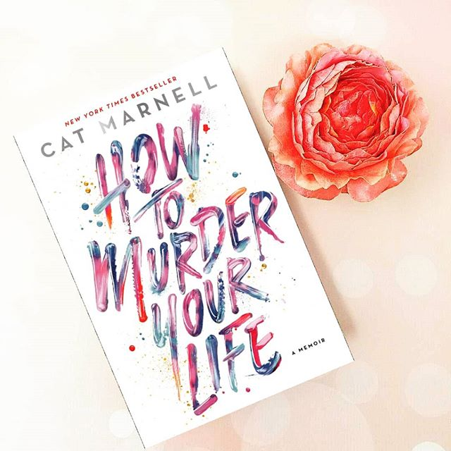 Listened to How to Murder Your Life by @cat_marnell while working recently. It made for quite the interesting distraction from mundane office work, that's for sure!! Those who've read will know what I mean. 😂 A memoir about...should I call her notorious...Bad girl beauty editor. Lots of adderall in this book. Along with two abortions, name dropping, rats, and snorting. There were times I wondered why I was listening to a book so far removed from my existence...and yet I listened to the entire thing (and I'm more prone to DNF audio). So, if you like magazine culture and salacious memoirs, here's one to add to your pile! #catmarnell #howtomurderyourlife #audiobook #review #blogger #summerreading #booksharks