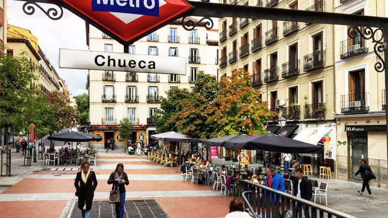 Chueca - Trendy | Traditional | Happy