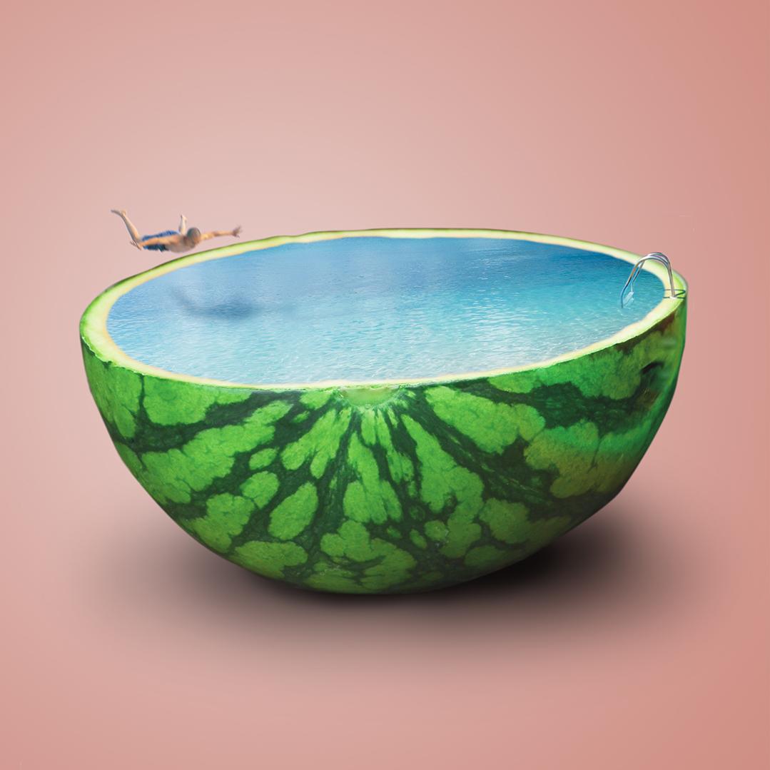 funny fruit -