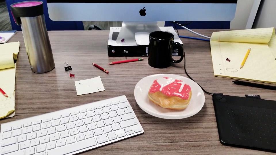 donut like -