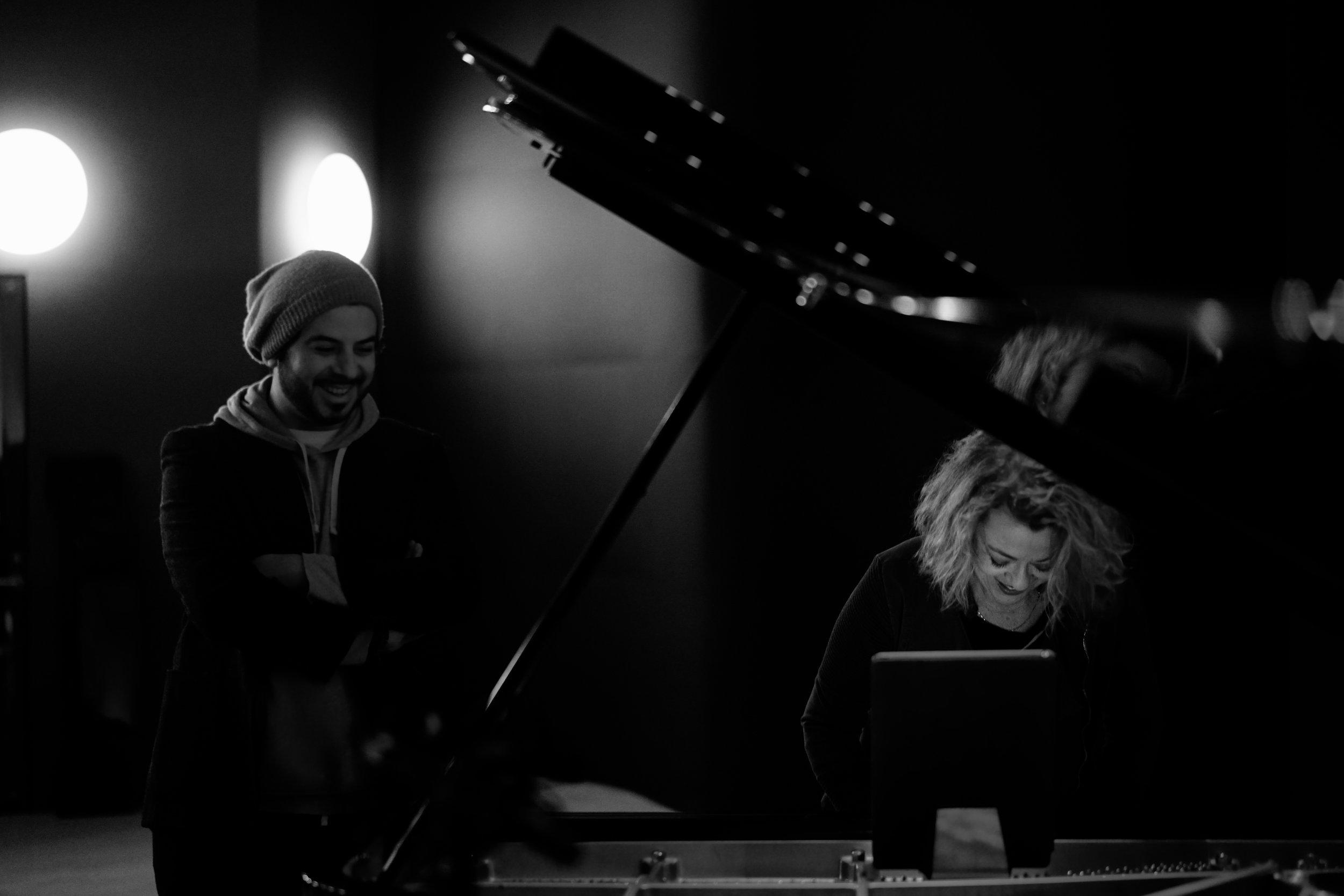 Lisa Moore and Julian De La Chica by Hassan Malik.jpg