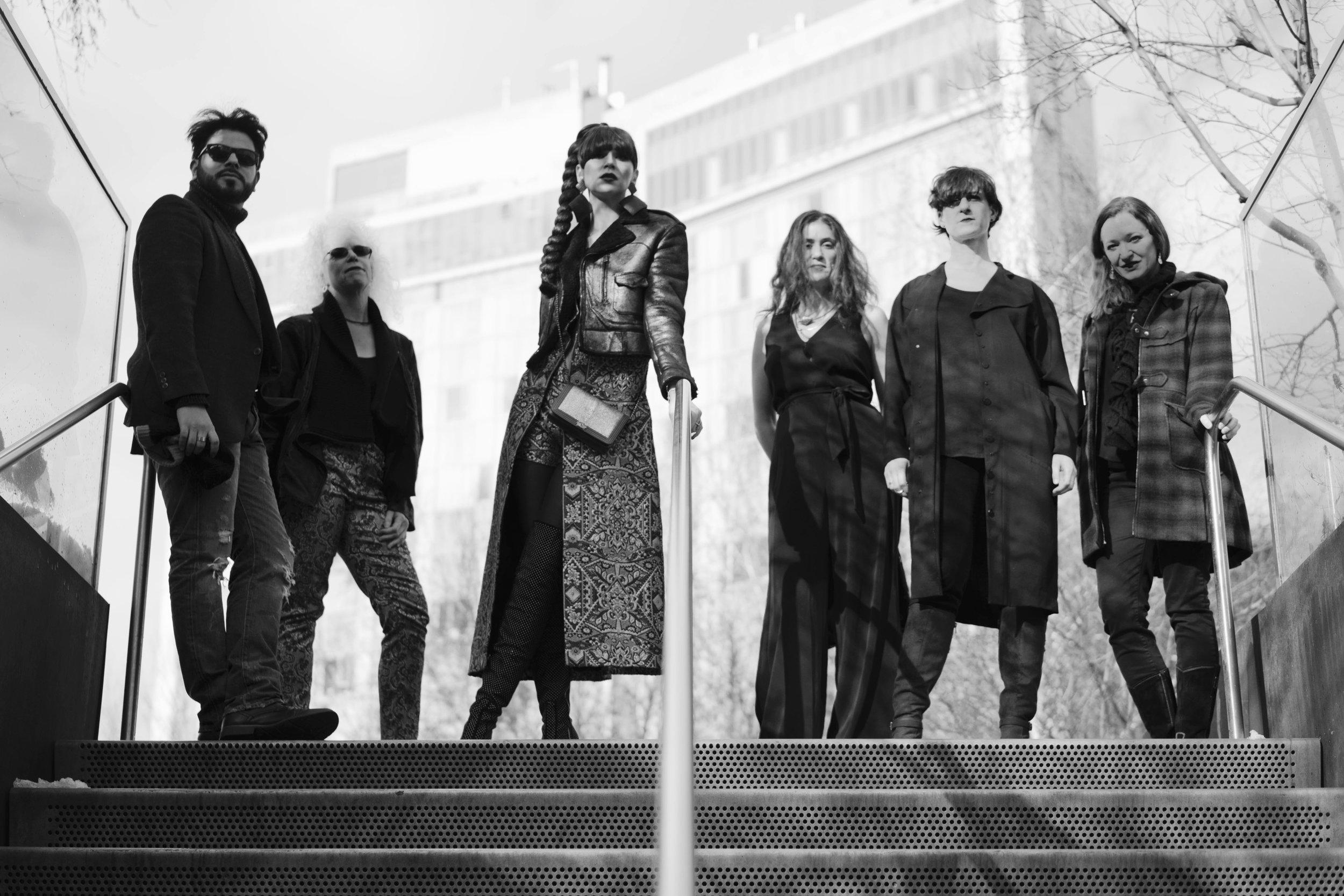 Radmila Lolly Scorchio Quartet & Julián De La Chica Photo by Hassan Malik