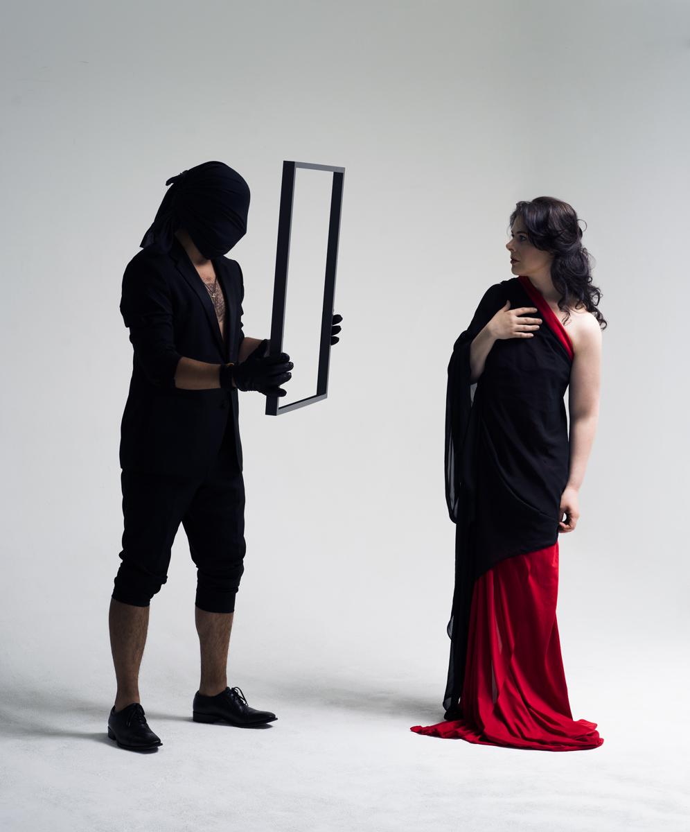 Rachel Hippert & Julián De La Chica Photo by Hassan Malik
