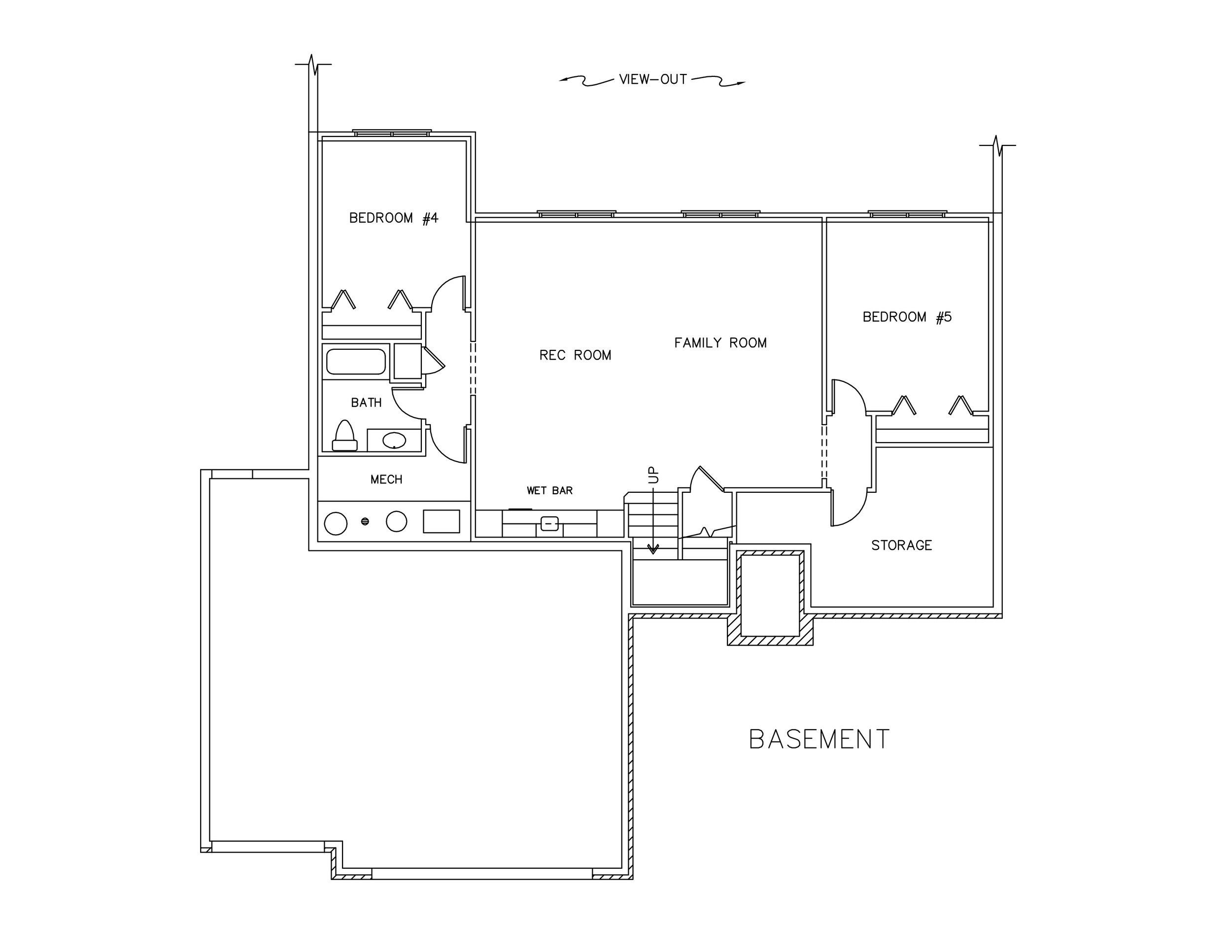 1506 Plan BSMT by Margreiter