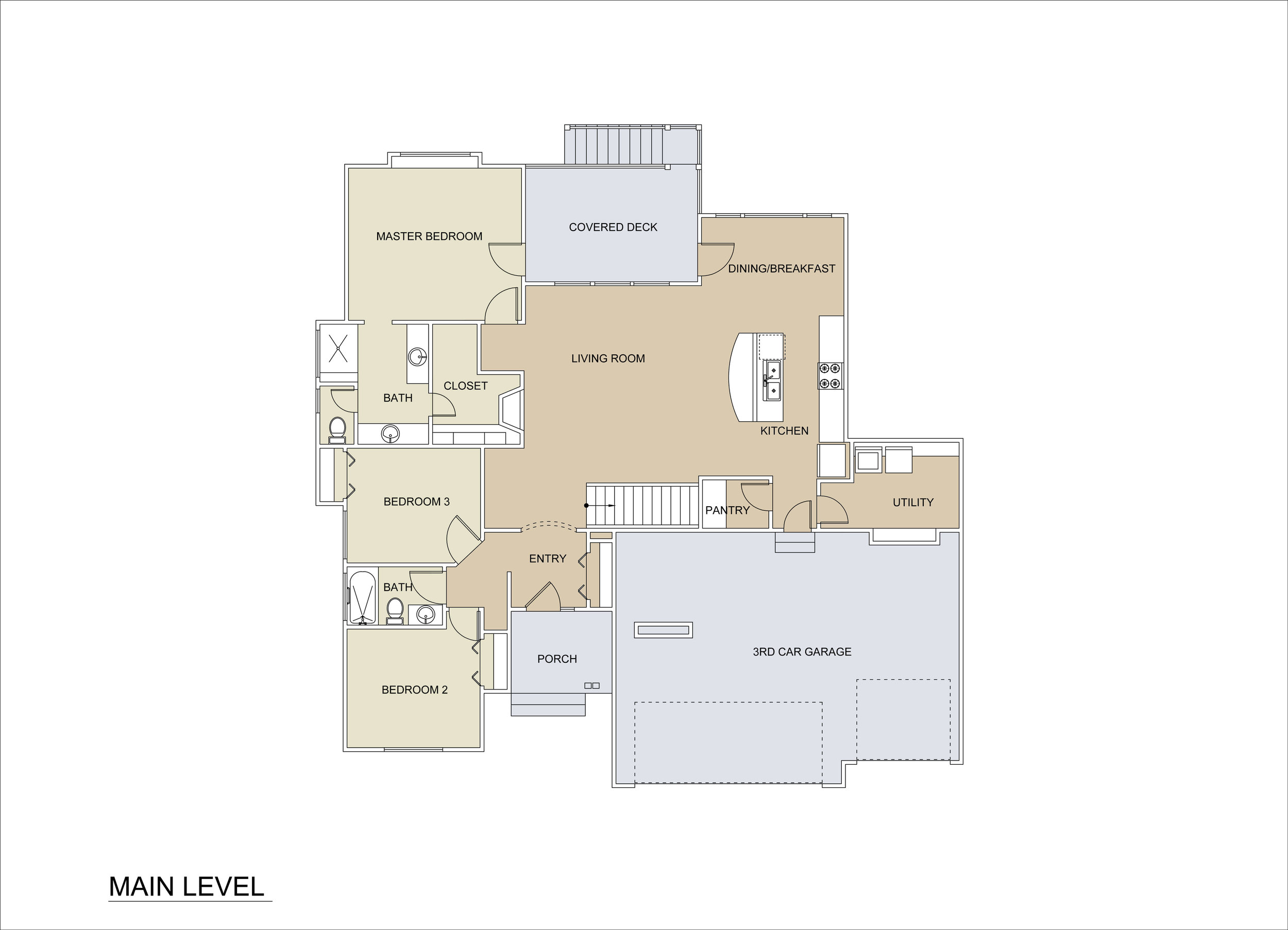 Hannah II Plan ML by Moeder Construction