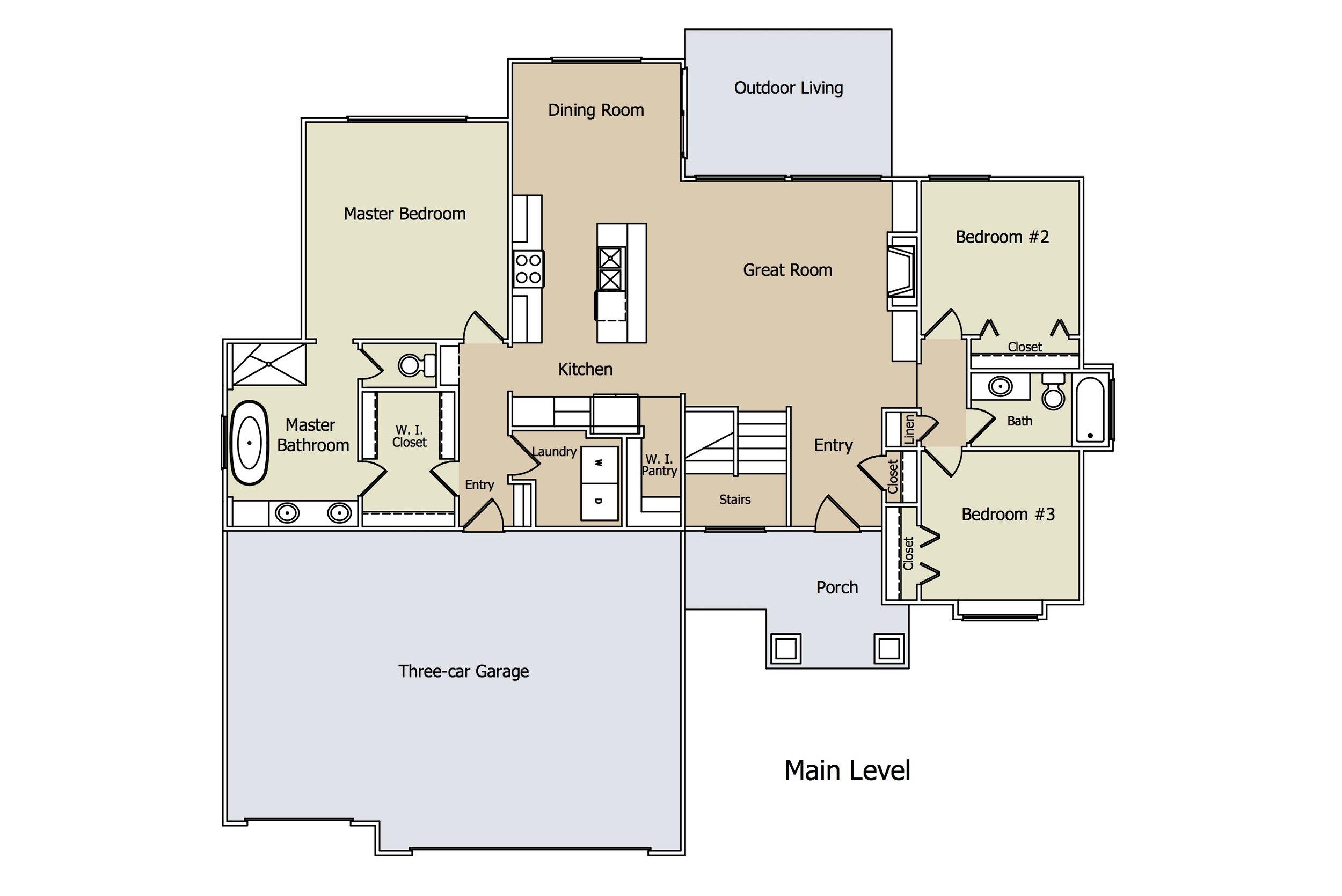 Capri Plan ML by Paul Gray Homes