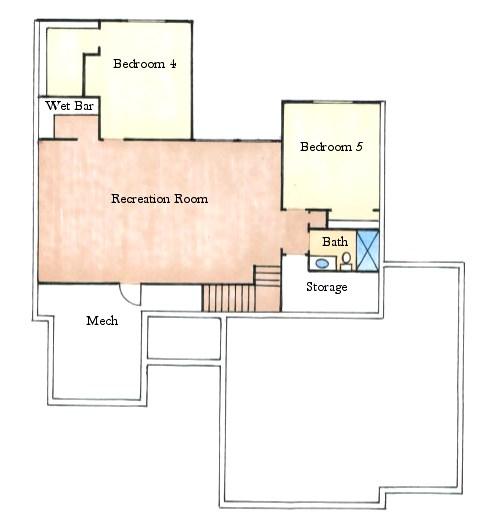 Sebastian Plan BSMT by Paul Gray Homes