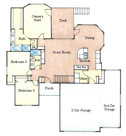 Sebastian Plan ML by Paul Gray Homes