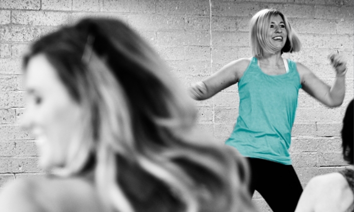 Dance Fitness at Move Group Fitness
