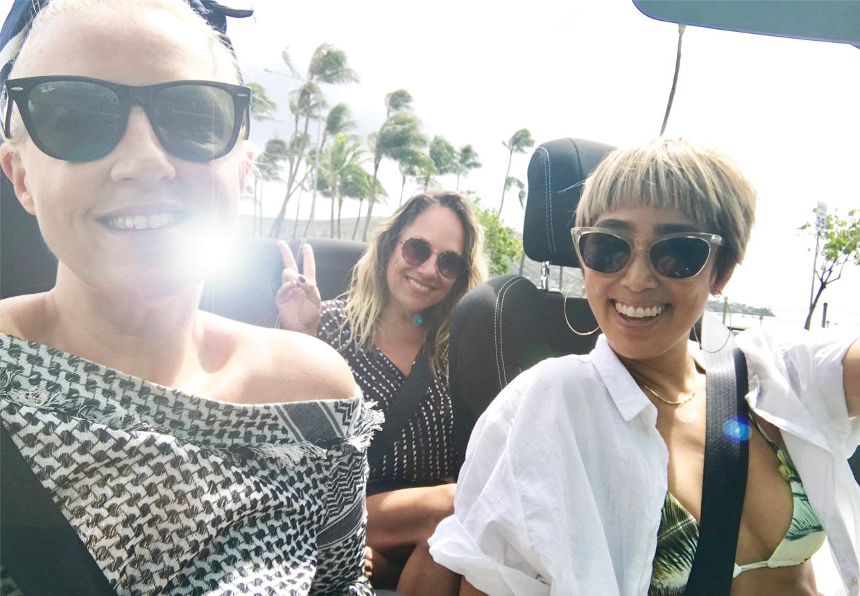 Hawaiian Tourism