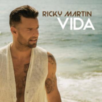 """Ricky Martin """"Vida""""   Billboard #1"""