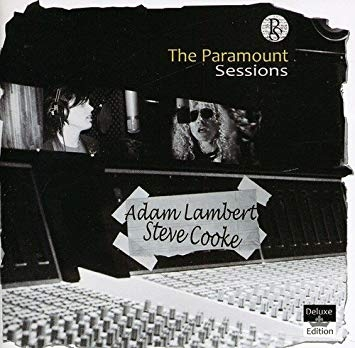 "Adam Lambert ""The Paramount Sessions"""