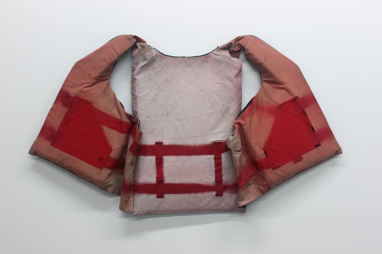 Fortune Felt the Noose  life jacket 2016