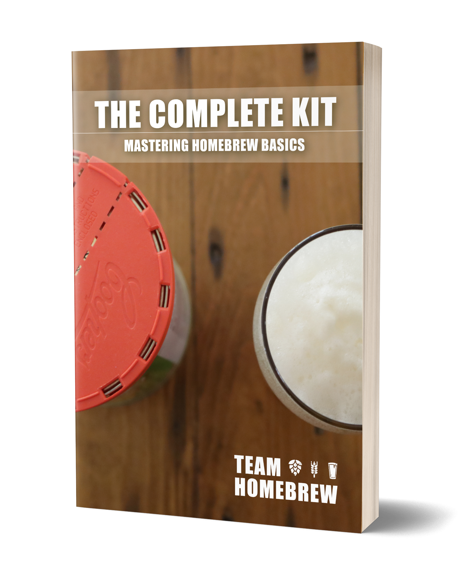 Learn how to add hops to homebrew kits
