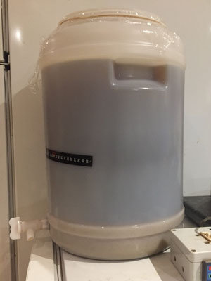 A simple fermenter is all you need.