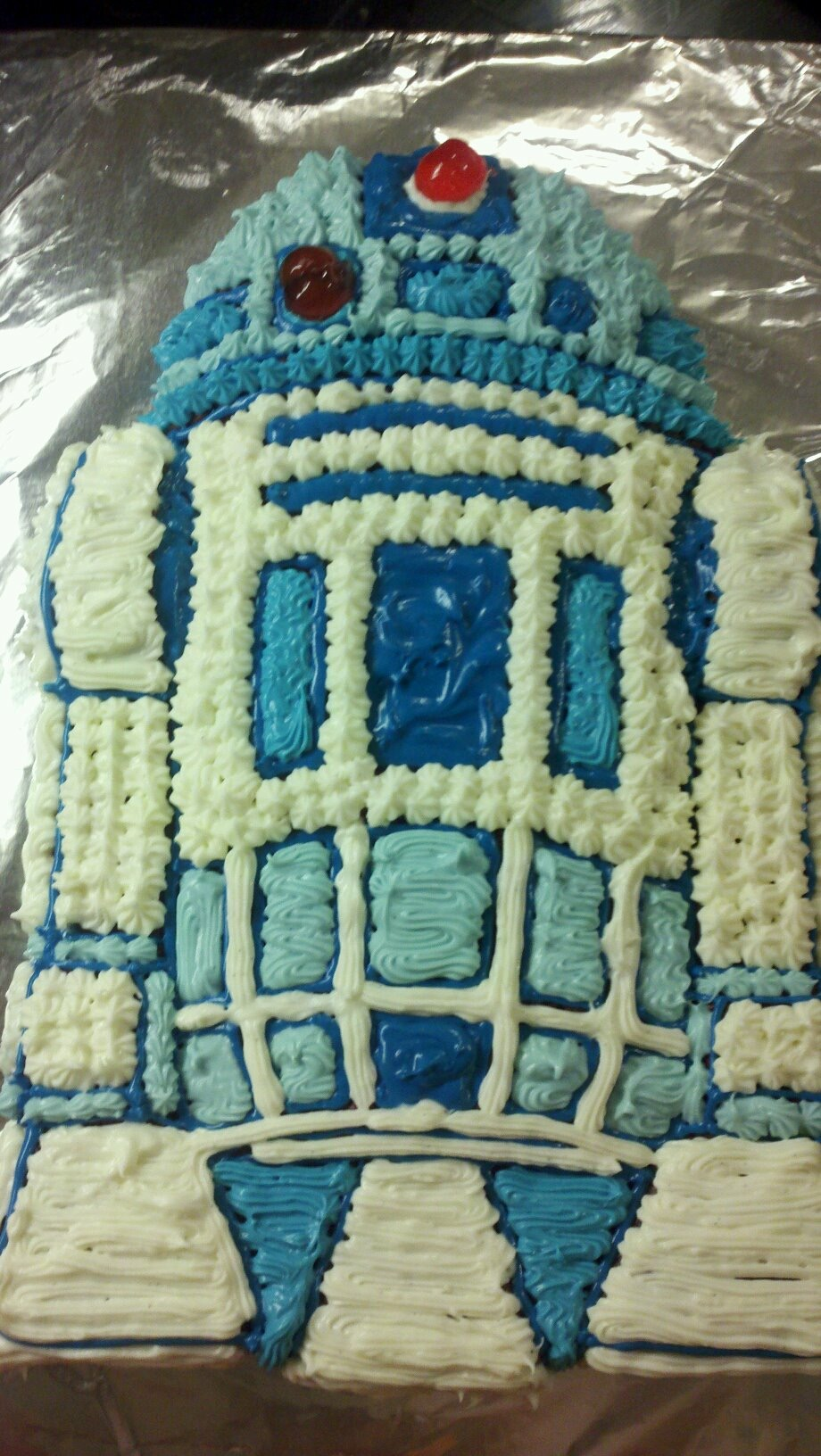 Move along. - This is not the red velvet birthday cake you are looking for.
