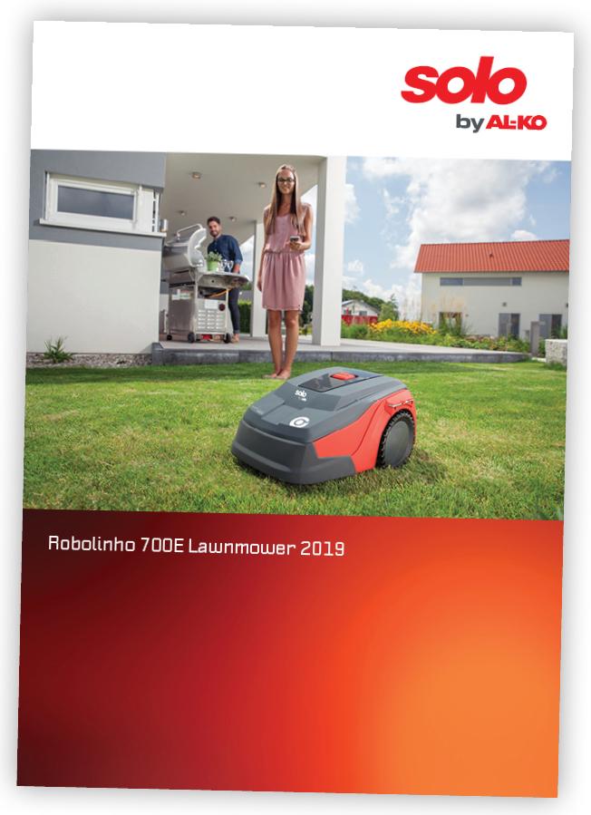 Robolinho 700E Flyer 2019 -
