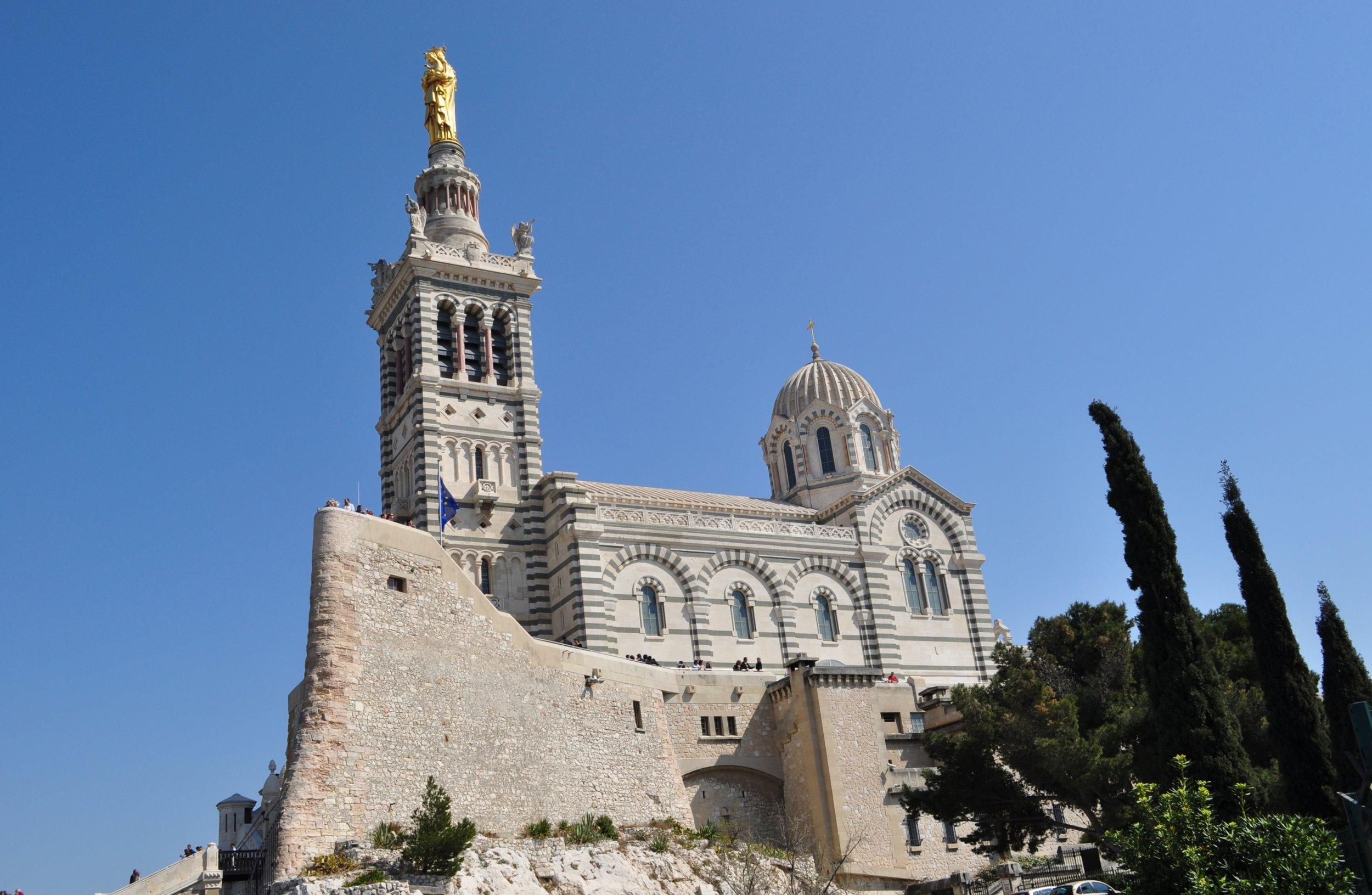 Basilique Notre-Dame du la Garde