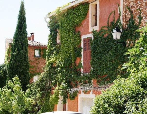 Roussillon streetscape