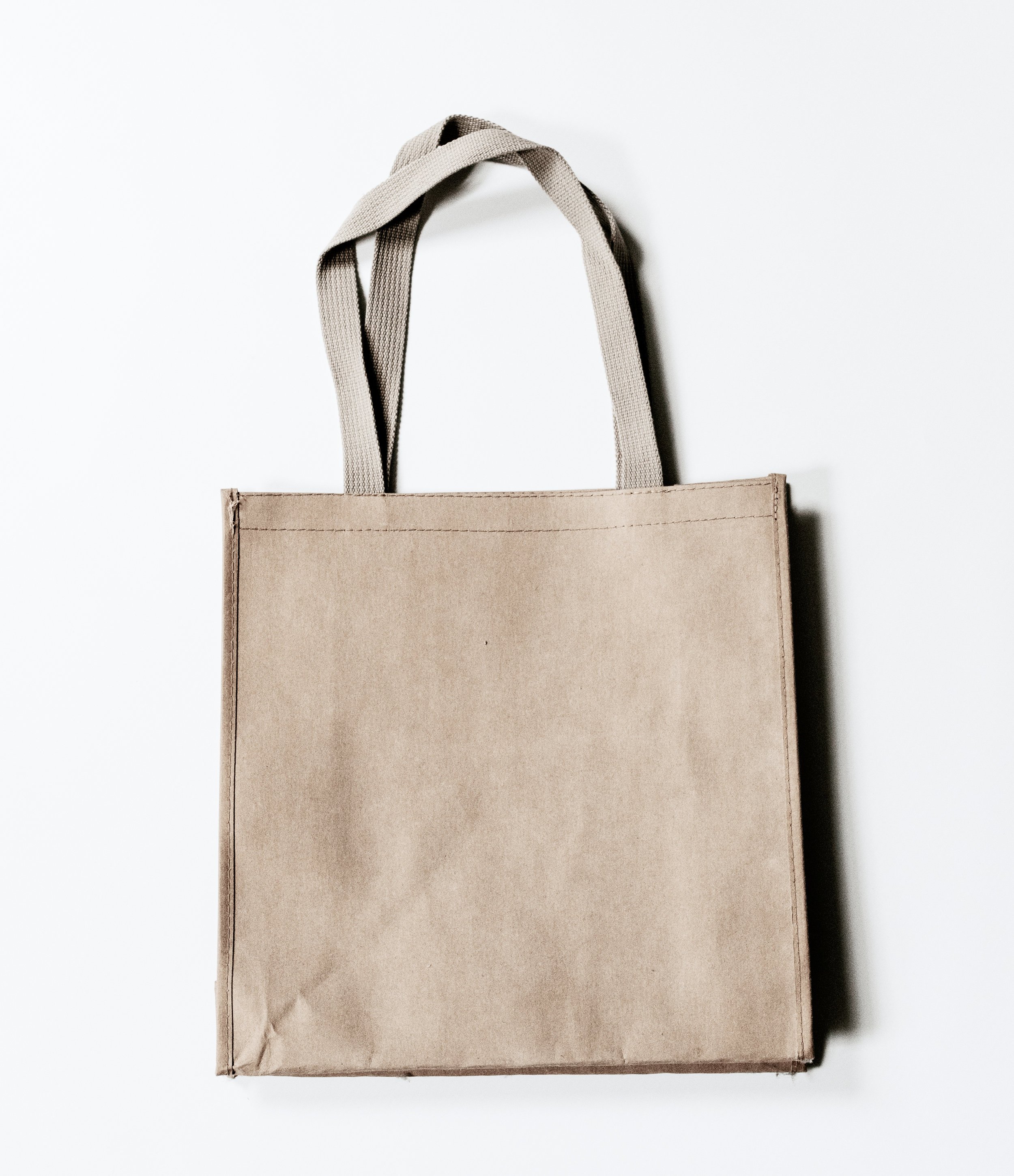 Reusable shopping bags are sold everywhere!