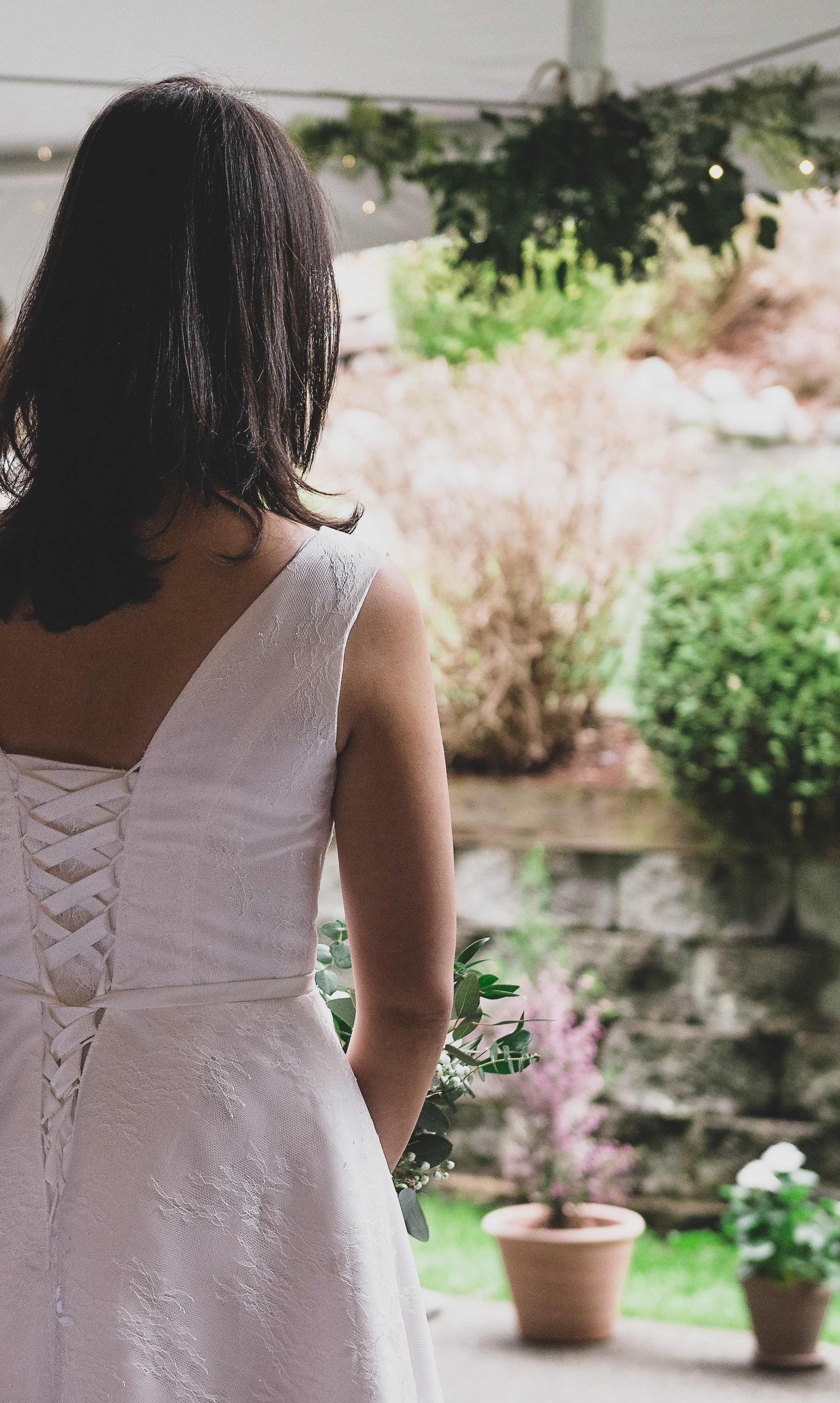 Simple home wedding | THE RIGHT SIDE OF FIFTY