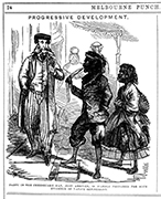 Melb. Punch 1861 Mar 28 p24