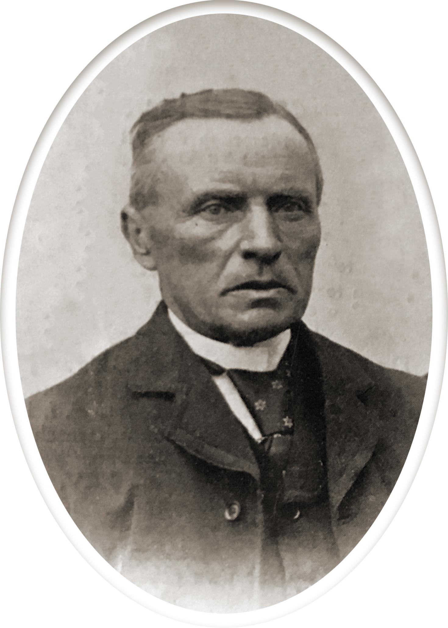 Bernardus Petrus van Dam