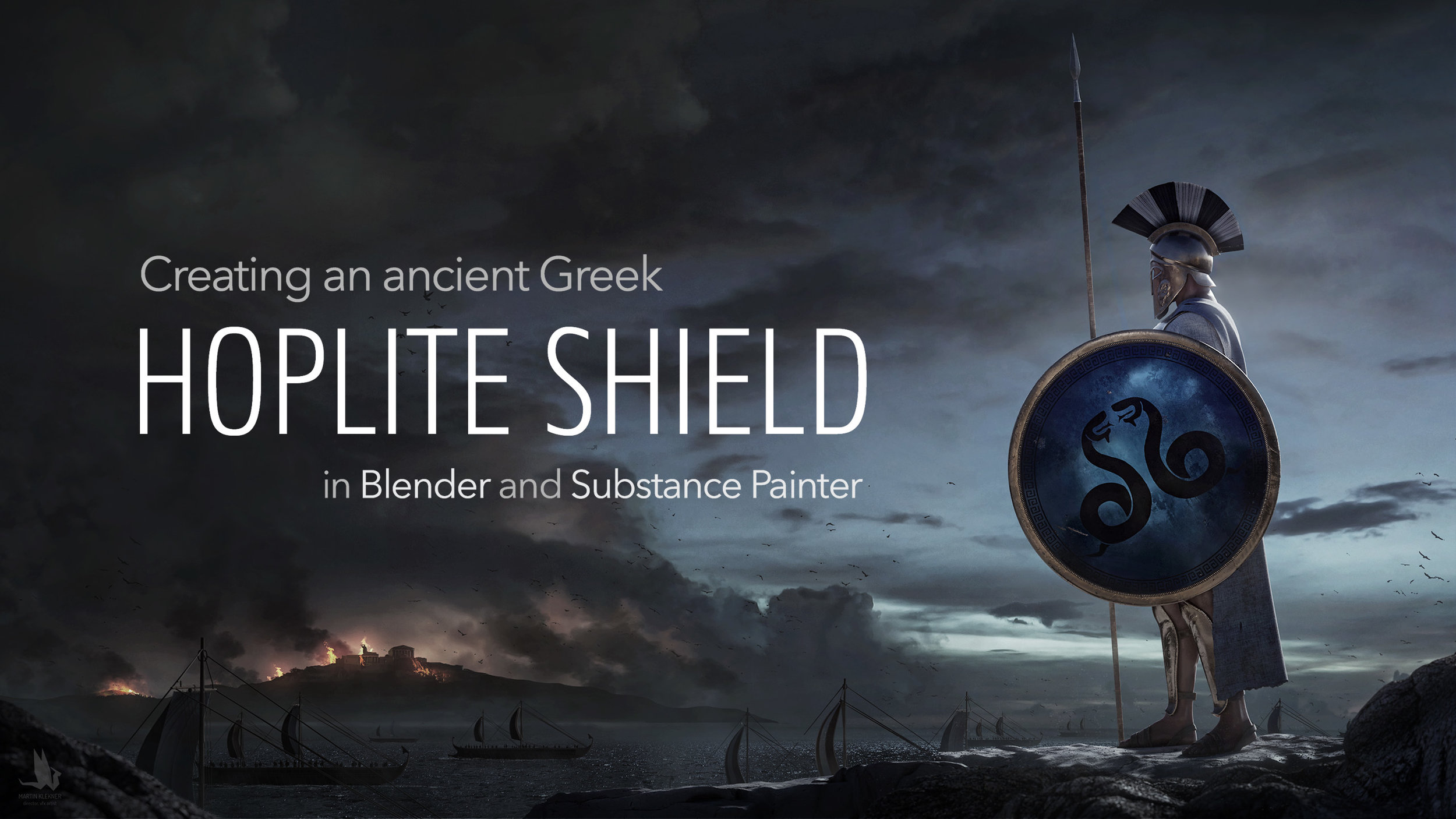 This 2 hour long course showcases my workflow when creating CG assets, using Blender and Substance Painter. The assets are available in the Courses section.