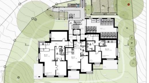 Projekt C: Hurdäckerstrasse 38–42