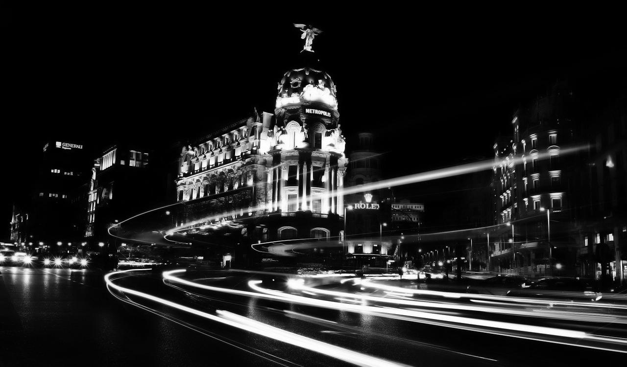 Madrid - C/Orense 25, Madrid, Spain